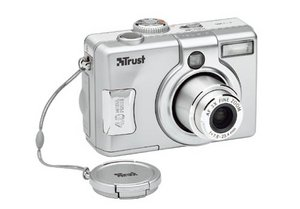 Trust 1291Z Powercam Optical Zoom (13953)