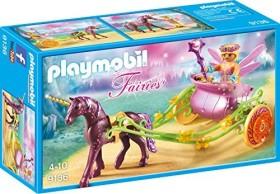 playmobil Fairies - Blumenfee mit Einhornkutsche (9136)