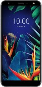 LG Electronics K40 LMX420EMW Dual-SIM new platinum gray