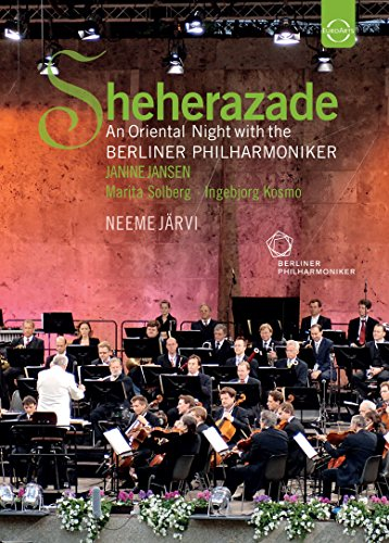 "Die Berliner Philharmoniker - Waldbühne in Berlin 2006: ""Sheherazade"" -- via Amazon Partnerprogramm"