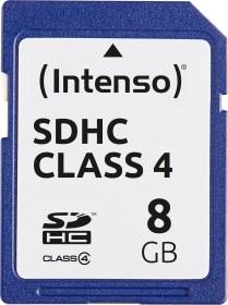 Intenso R21/W5 SDHC 8GB, Class 4 (3401460)