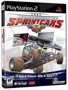 World of Outlaws: Sprint Cars (German) (PS2)