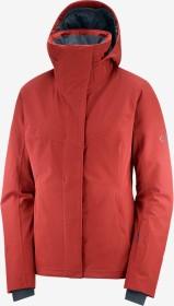 Salomon Speed Jacke red dahlia (Damen) (C13802)