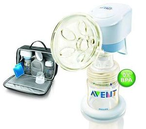 Philips Avent SCF302/01 manual breast pumps set