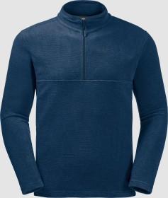 Jack Wolfskin Arco Shirt langarm indigo blue stripes (Herren) (1701483-8028)