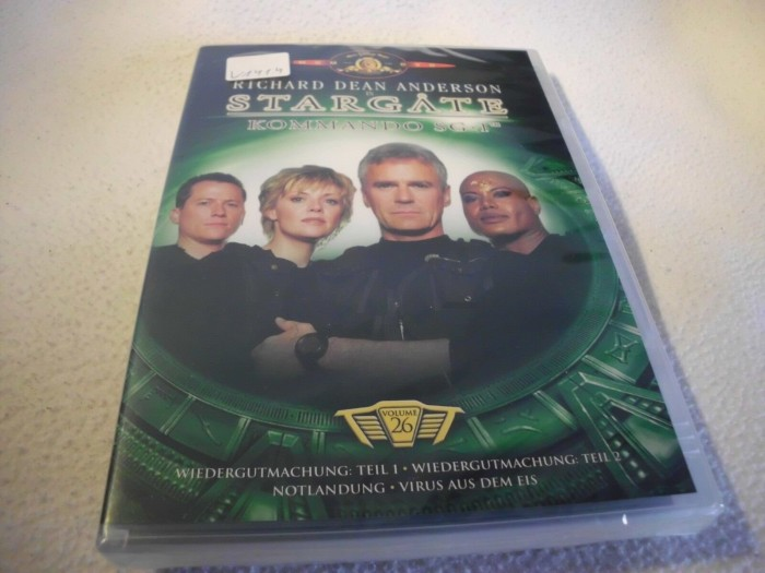 Stargate Kommando SG1 Vol. 26 -- via Amazon Partnerprogramm