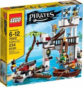 LEGO Piraten - Soldatenfestung (70412)