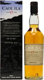 Caol Ila 17 Years old 700ml