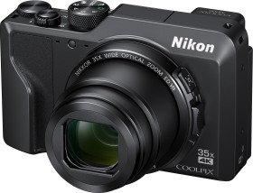 Nikon Coolpix A1000 schwarz (VQA080EA)