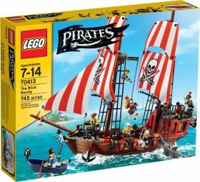 LEGO Piraten - Die Steinerne Bounty (70413)
