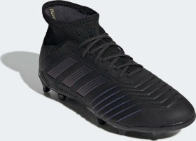 adidas Predator 19.1 FG core black/utility black (Junior) (G25791)
