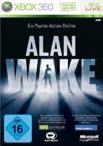 Alan Wake - Limited Collector's Edition (English) (Xbox 360)