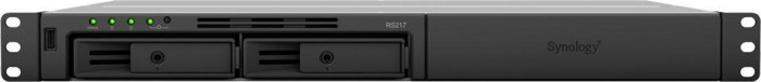 Synology RackStation RS217 1TB, 1HE