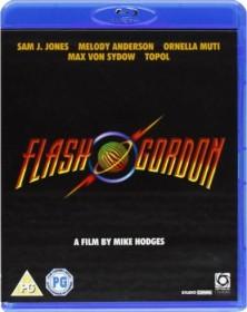 Flash Gordon (Blu-ray) (UK)