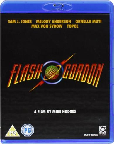 Flash Gordon (Blu-ray) (UK) -- via Amazon Partnerprogramm