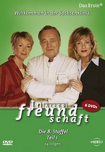 In aller Freundschaft Staffel 8.1