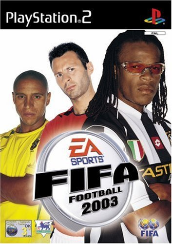 EA Sports FIFA Football 2003 (deutsch) (PS2) -- via Amazon Partnerprogramm