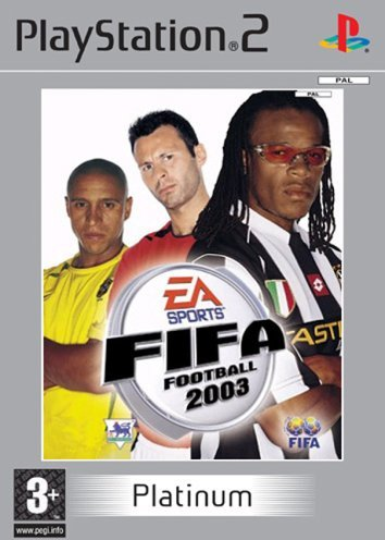 EA Sports FIFA Football 2003 (German) (PS2) -- via Amazon Partnerprogramm