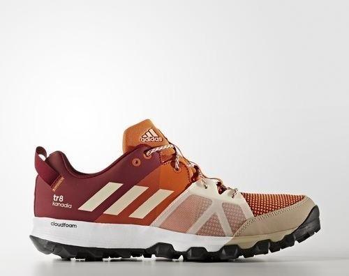 Adidas Kanadia 8 Trail tactile orange/chalk Weiß/collegiate Weiß/collegiate Weiß/collegiate 9e980f