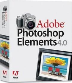 Adobe Photoshop Elements 4.0 (English) (PC) (29230248/29230237)
