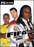EA Sports FIFA Football 2003 (niemiecki) (PC)