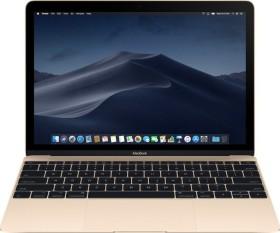 Apple MacBook 12 gold, Core i7-7Y75 OC, 16GB RAM, 256GB SSD [2017 / Z0U1]