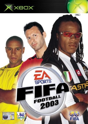 EA Sports FIFA Football 2003 (niemiecki) (Xbox) -- via Amazon Partnerprogramm