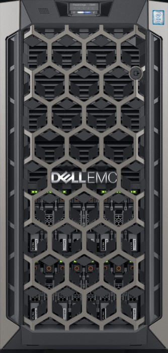 Dell PowerEdge T640, 1x Xeon Silver 4110, 16GB RAM, 600GB HDD, Windows Server 2016 Datacenter, incl. 10 User licenses (0PVMN/634-BRMY/2623-BBBY)