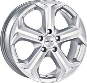 Autec type X Xenos 6.5x16 5/118 ET47 silver
