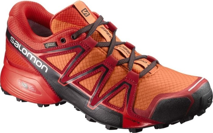 Steckdose online baby um 50 Prozent reduziert Salomon Speedcross vario 2 GTX phantom/black/monument (men) (398470) from £  110.31