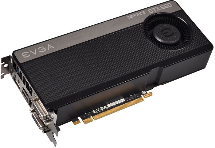 EVGA GeForce GTX 660 Superclocked+, 3GB GDDR5, 2x DVI, HDMI, DisplayPort (03G-P4-2666)