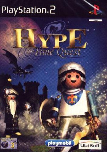 Hype - The Time Quest (niemiecki) (PS2) -- via Amazon Partnerprogramm