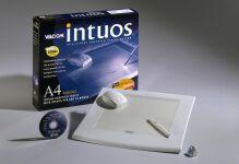 Wacom Intuos A4 DTP, USB