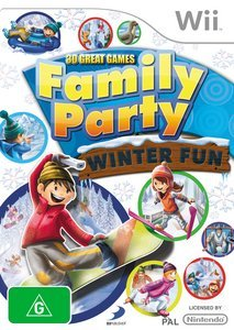 Family Party: Winter Fun (deutsch) (Wii)