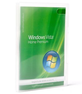 Microsoft: Windows Vista Home Premium 32bit, DSP/SB, 1-pack (English) (PC) (66I-00715) -- © DiTech