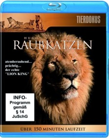 Hugo van Lawick - Raubkatzen (Blu-ray)