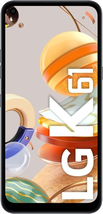 LG K61 LMQ630EAW Dual-SIM titan