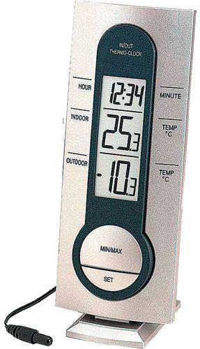 Proficell technoline WS7033 termometr cyfrowy bezprzewodowy