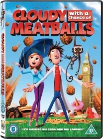 Cloudy With A Chance Of Meatballs (DVD) (UK)