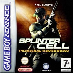 Splinter Cell 2: Pandora Tomorrow (GBA)