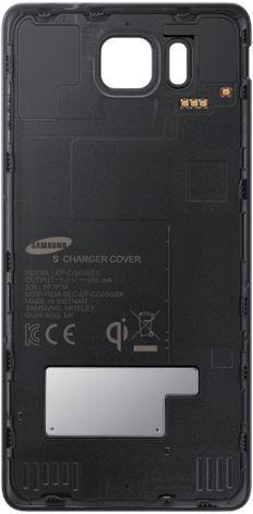 Samsung EP-CG850IB Akkudeckel induktiv schwarz