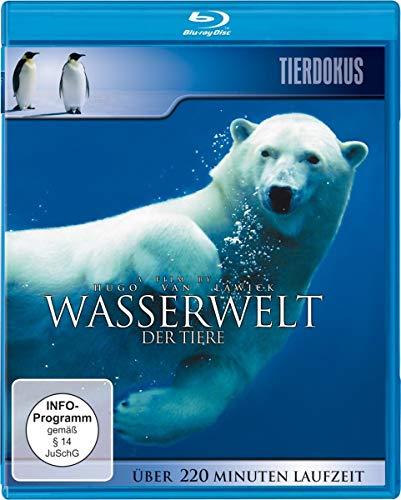 Hugo van Lawick - Wasserwelt der Tiere (Blu-ray) -- via Amazon Partnerprogramm