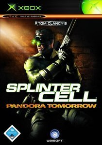 Splinter Cell 2: Pandora Tomorrow (niemiecki) (Xbox)