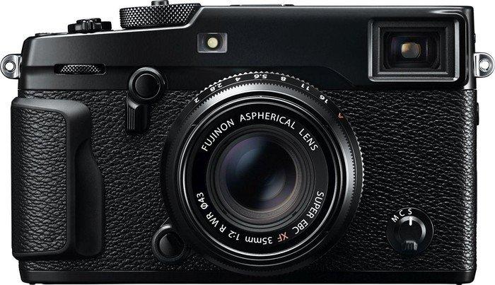 Fujifilm X-Pro2 black with lens XF 35mm 2.0 R WR (4005944)