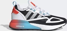 adidas ZX 2K Boost core black/grey two/signal cyan (Damen) (FY2012)