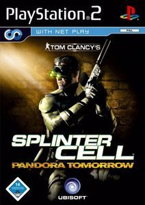 Splinter Cell 2: Pandora Tomorrow (niemiecki) (PS2)