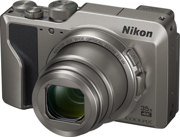 Nikon Coolpix A1000 silver (VQA081EA)