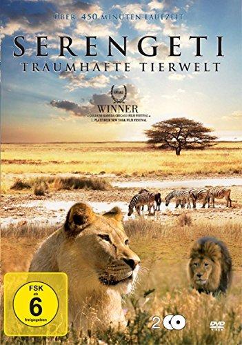 Hugo van Lawick - Serengeti: Wunderwelt der Tiere -- via Amazon Partnerprogramm