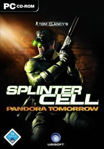Splinter Cell 2: Pandora Tomorrow (German) (PC)