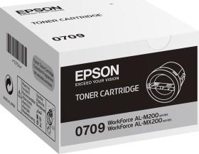 Epson Toner 0709 black (C13S050709)
